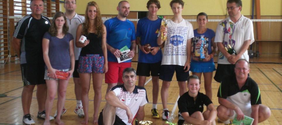 účastníci turnaje 2014