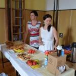 vedení občerstvení Maruška s Janou