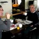 Snídaně - Šéf a Michal